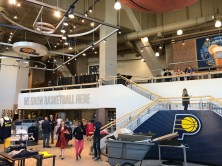 Pacers, Pacers Team Store, Bankers Life Fieldhouse