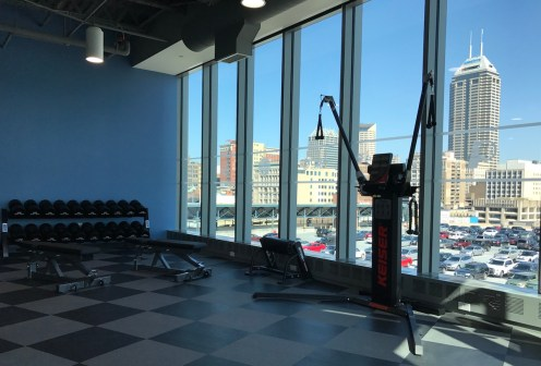 St. Vincent Center - Weight Room2