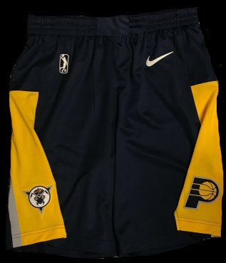 Mad Ants new uniform - blue short