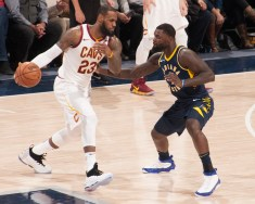 Lebron James, Lance Stephenson, Born Ready, Cleveland Cavaliers, Pacers