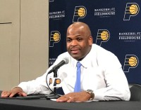 Nate McMillan, Pacers, 2018 NBA Playoffs