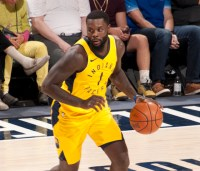 6580edac Pacers wearing gold uniforms in every first-round game | Vigilant Sports