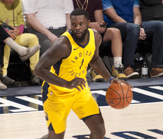 Pacers wearing gold uniforms in every first-round game  0525d5229