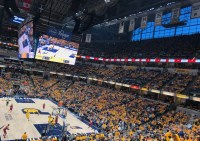 Indiana Pacers, Cleveland Cavaliers, 2018 NBA Playoffs, Bankers Life Fieldhouse
