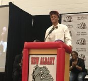 Romeo Langford, Indiana University, Indiana Mr. Basketball