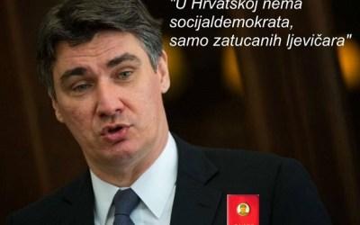 Premijer Milanović i zadnje trenutke svojeg mandata koristi za uvrede najvećih kršćanskih svetinja