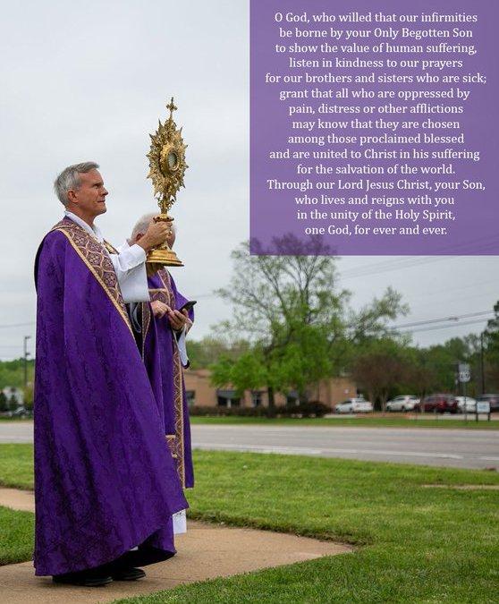 Američki biskup pozvao na javne procesije s Presvetim Sakramentom