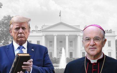 Snažno pismo nadbiskupa Vigana predsjedniku Trumpu: Upravo se odvija vječna borba između dobra i zla