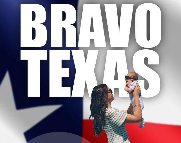 Podrška Teksasu – najveća zaštita nerođenih još od 1973.!