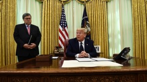 Pour «défendre la liberté d'expression» Trump s'attaque à la «censure» des réseaux sociaux