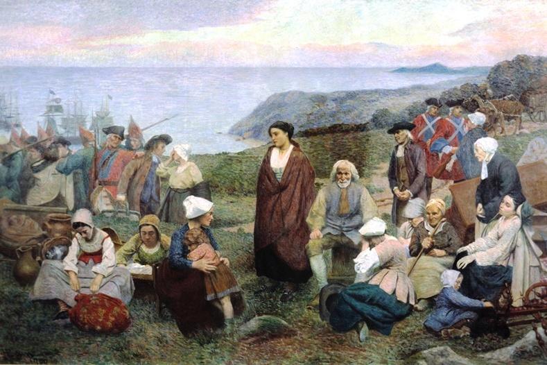 Les élites acadiennes auraient tourné le dos aux Amérindiens…Depuis quand, Monsieur Basque?