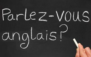 Porte ouverte à des anglophones unilingues