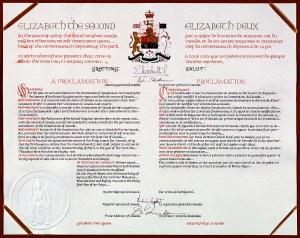 Le Québec peut librement modifier la Constitution canadienne