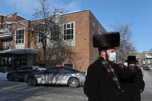 Les juifs hassidiques s'adressent aux tribunaux