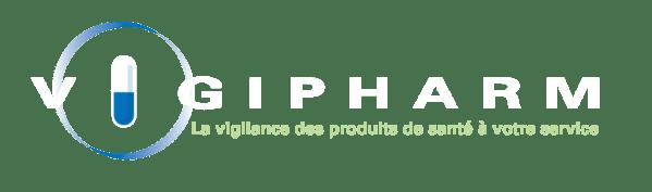 logo Vigipharm blanc