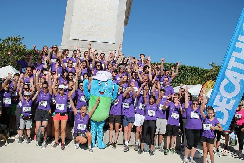 L'équipe Vigipharm pour la Montpellier-Reine