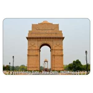 India Gate Fridge Magnet