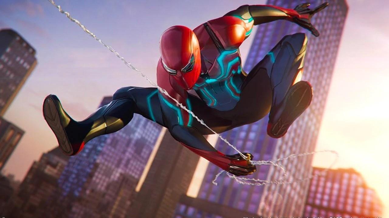 The Confirmed Spider Threads Of Marvels Spider Man FANDOM