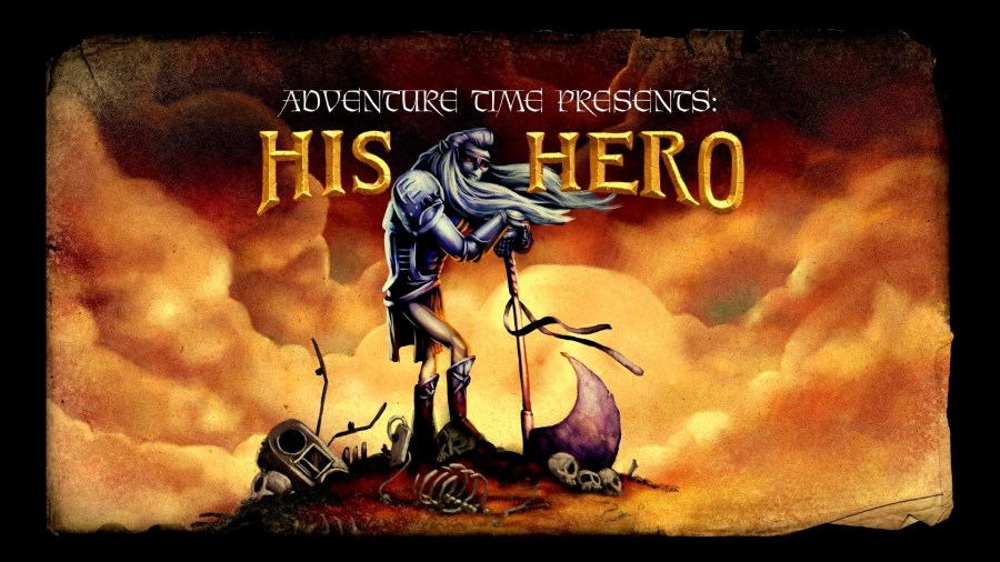 His Hero   Adventure Time Wiki   FANDOM powered by Wikia His Hero