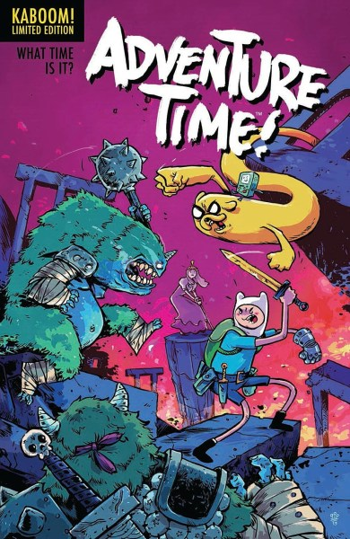 Issue 25   Adventure Time Wiki   FANDOM powered by Wikia