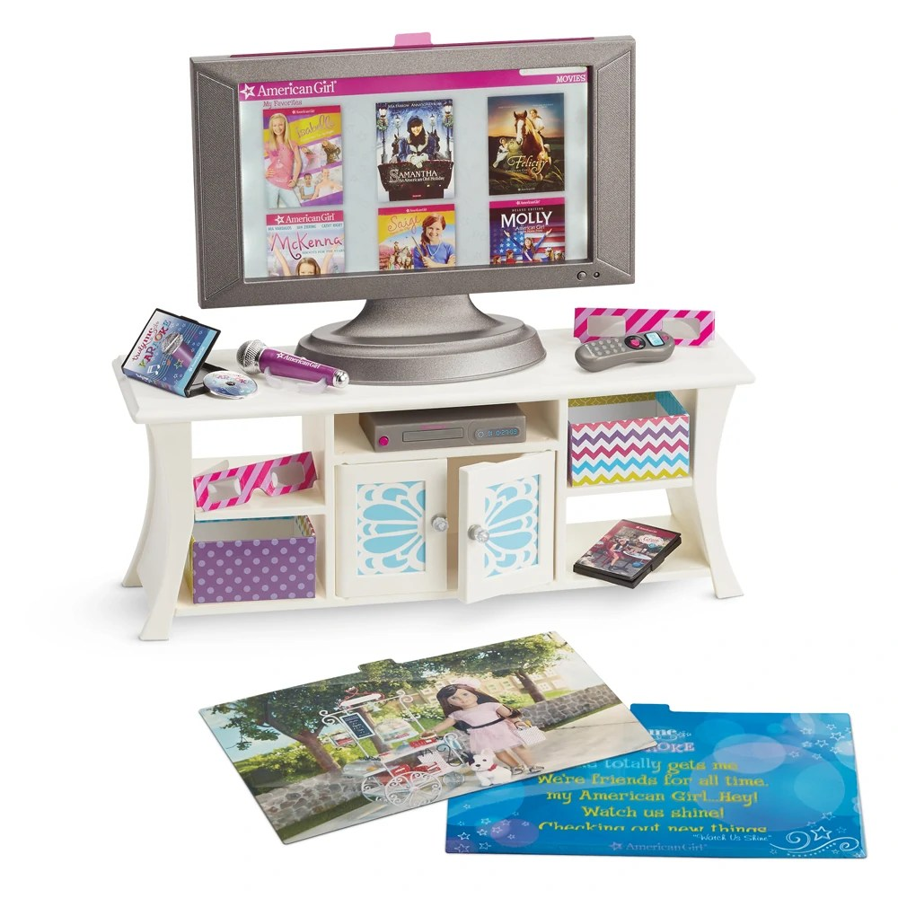 Music And Movies Entertainment Set American Girl Wiki