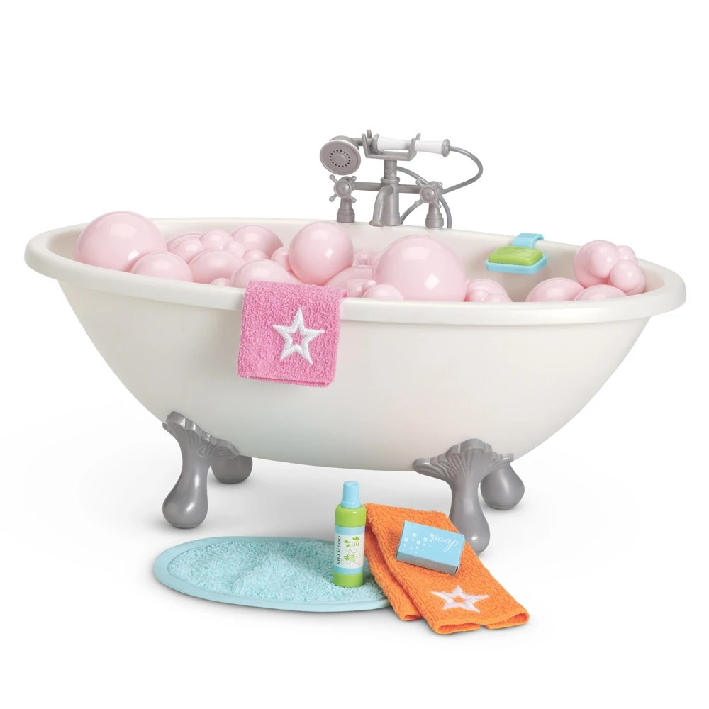 Bubble Bathtub American Girl Wiki FANDOM Powered By Wikia