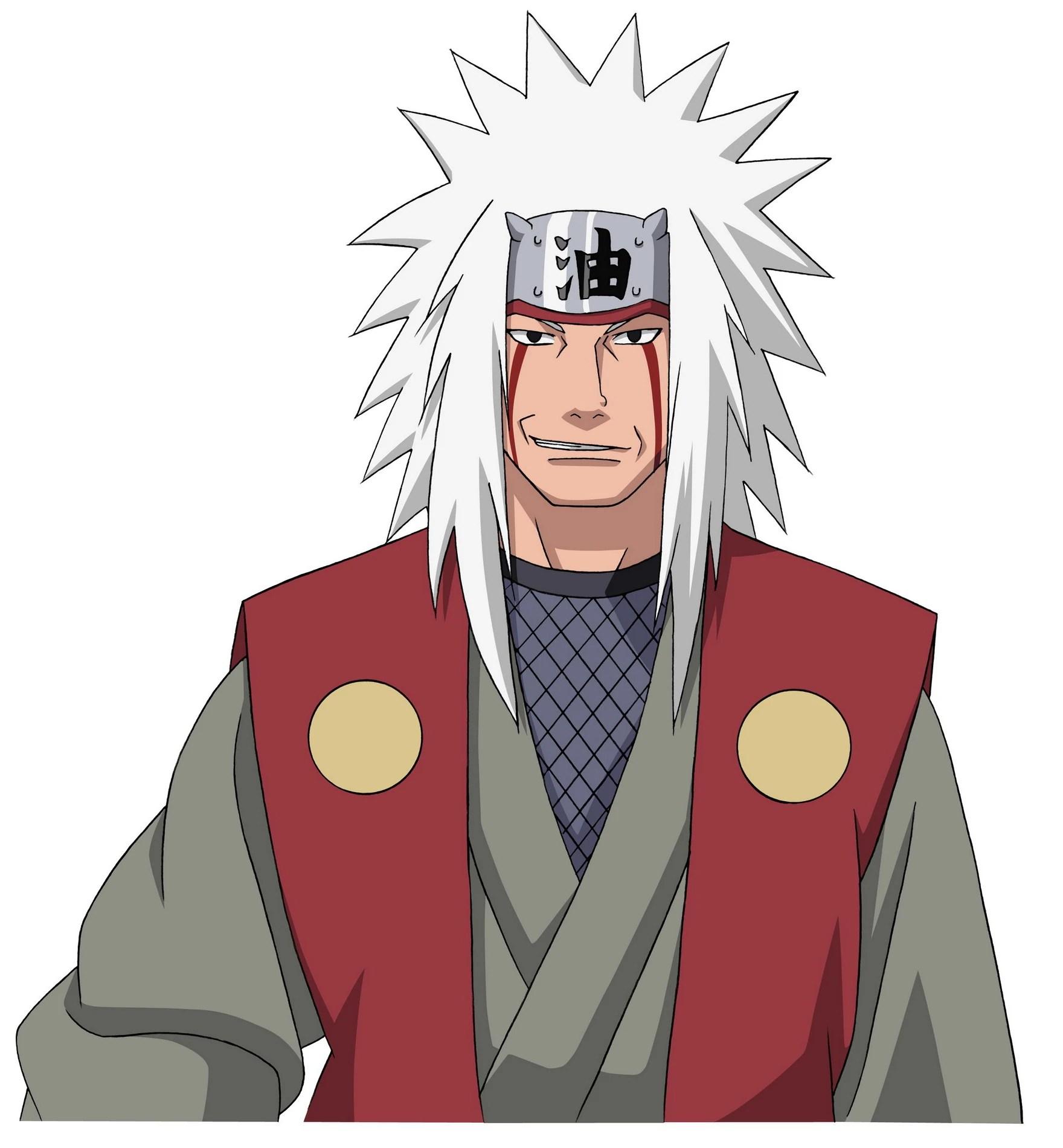 Jiraiya Anime Quotes Wiki FANDOM powered by Wikia