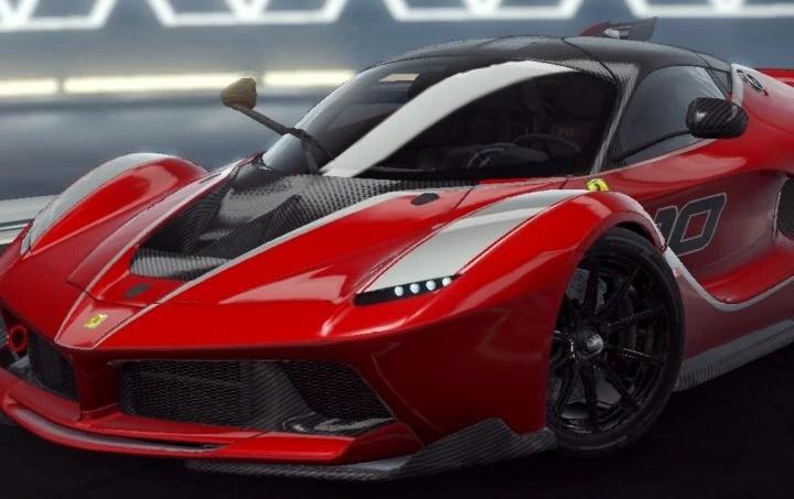 Ferrari FXX K Asphalt Wiki FANDOM Powered By Wikia