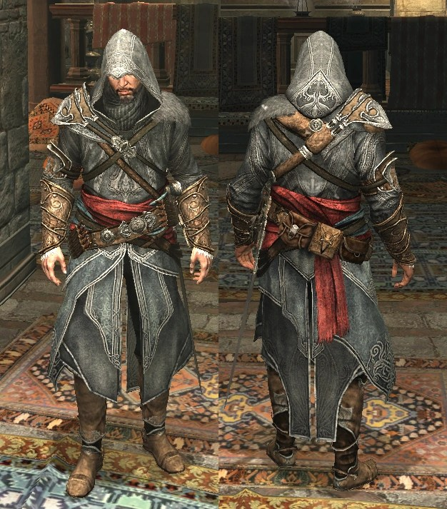 Assassin's Creed: Revelations outfits   Assassin's Creed ...