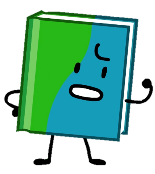 Image - Book bfb 2.png | Battle for Dream Island Wiki ...