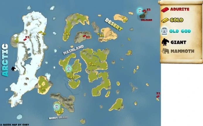 Map   Booga Booga   Roblox Wiki   FANDOM powered by Wikia Current Map