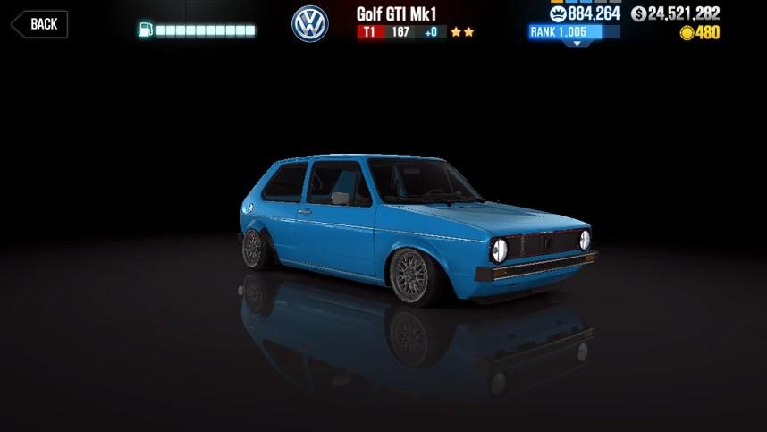 Volkswagen Golf GTI Mk1 CSR Racing Wiki FANDOM Powered By Wikia