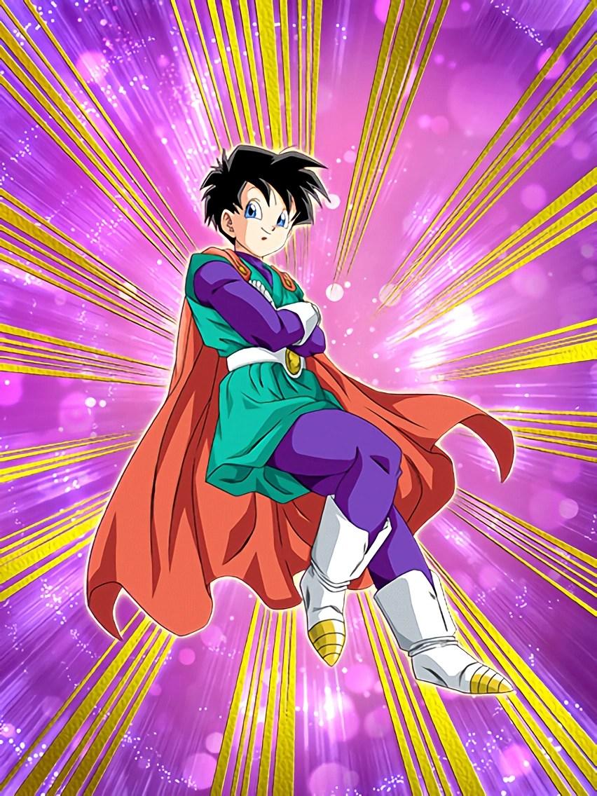 Lovely Partner Great Saiyaman 2 Dragon Ball Z Dokkan Battle Wikia FANDOM Powered By Wikia