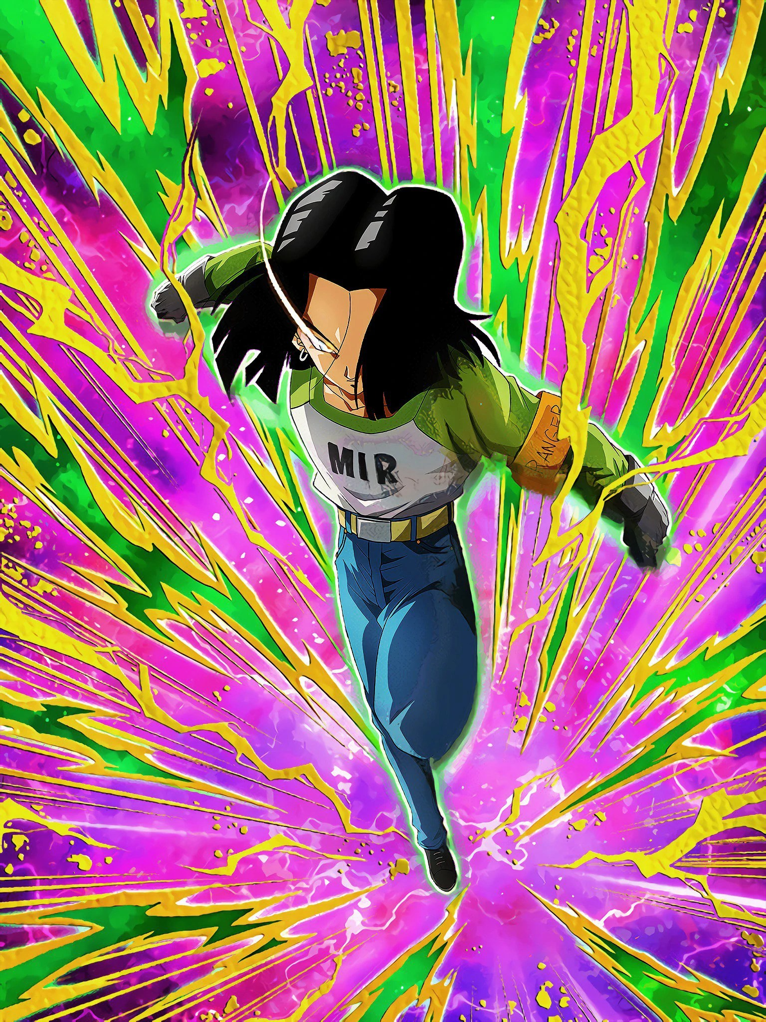 All For Survival Android 17 Dragon Ball Z Dokkan Battle Wikia FANDOM Powered By Wikia