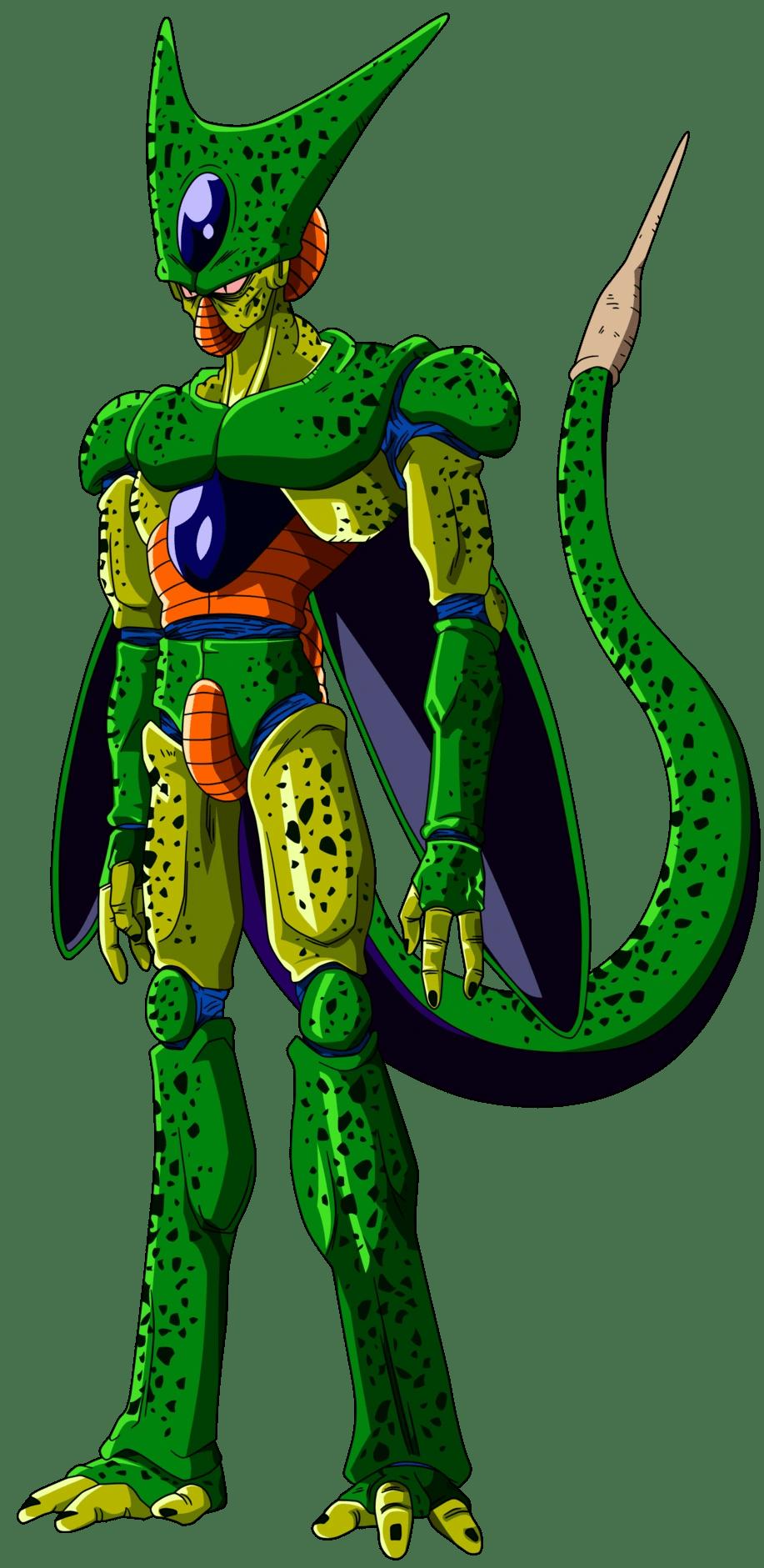 Z Fusions Ball Dragon Cell