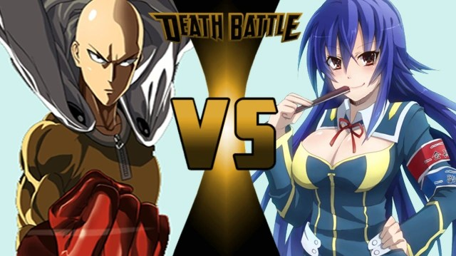 Saitama VS Medaka Kurokami Death Battle Fanon Wiki FANDOM Powered By Wikia