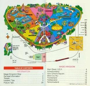 Disneyland Maps Gallery | Disney Wiki | FANDOM powered by