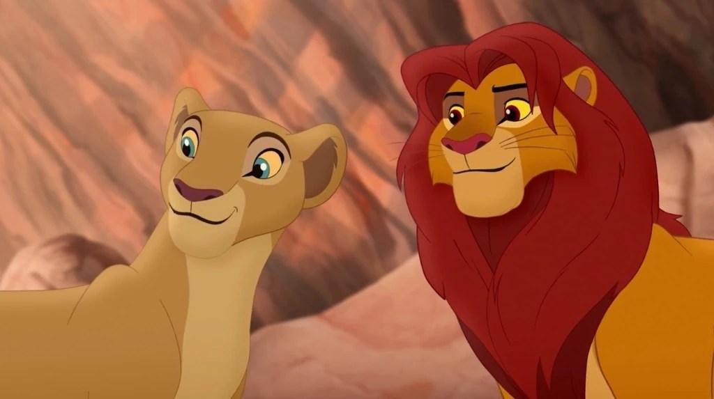 Image Nala And Simba TLGjpg Disney Wiki FANDOM