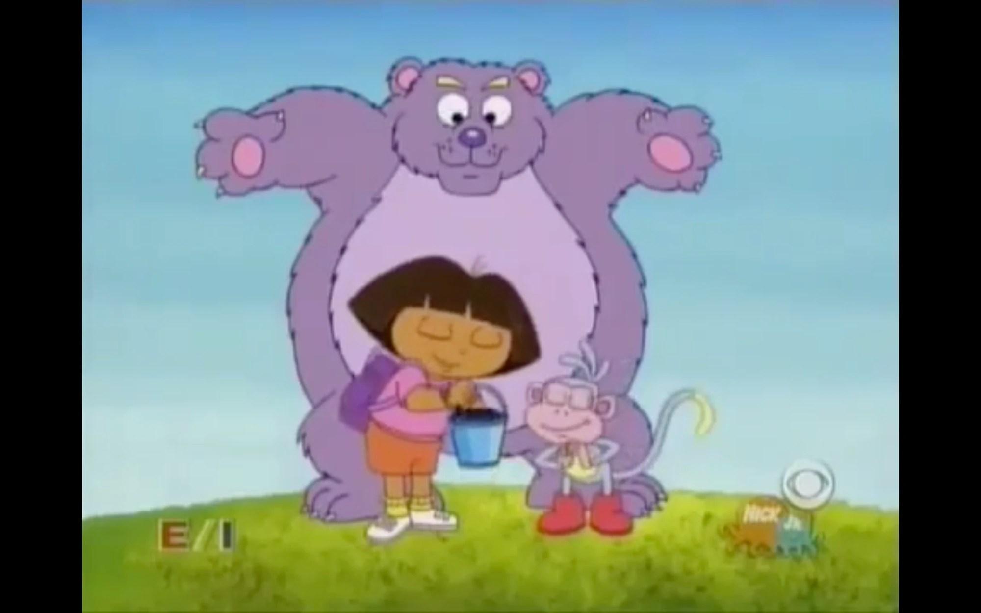 Dora Animal Abc Explorer Song