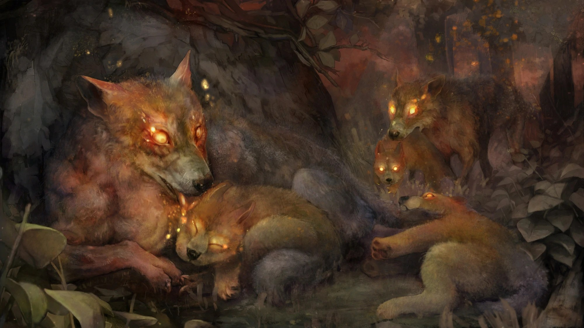 Hellhounds Art Dragon S Crown Wiki Fandom Powered By