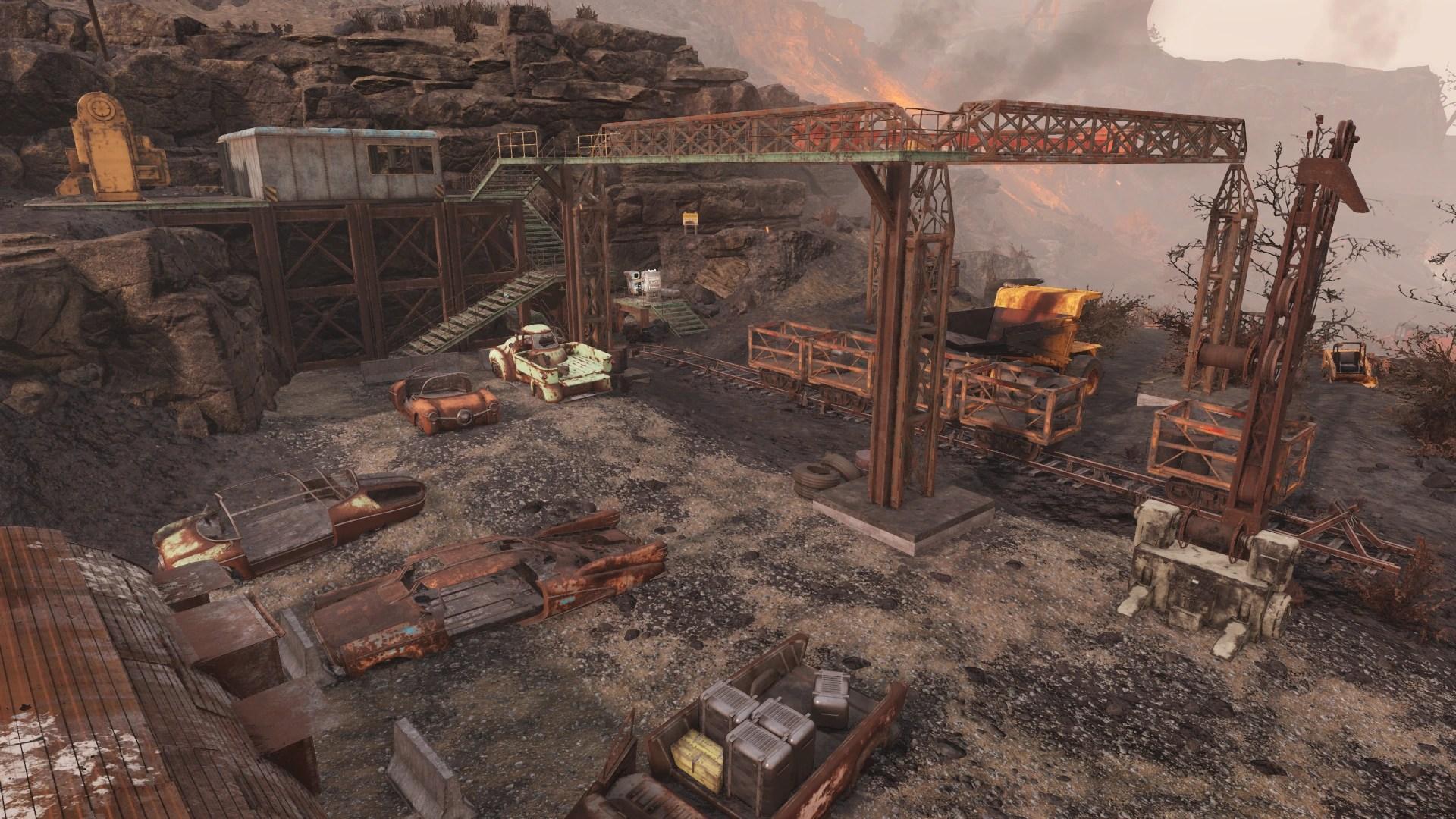 Abandoned Mine Site Kittery Fallout Wiki FANDOM Powered By Wikia