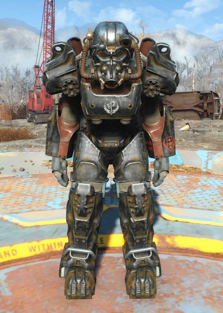 Brotherhood Of Steel Paint Fallout Wiki FANDOM Powered