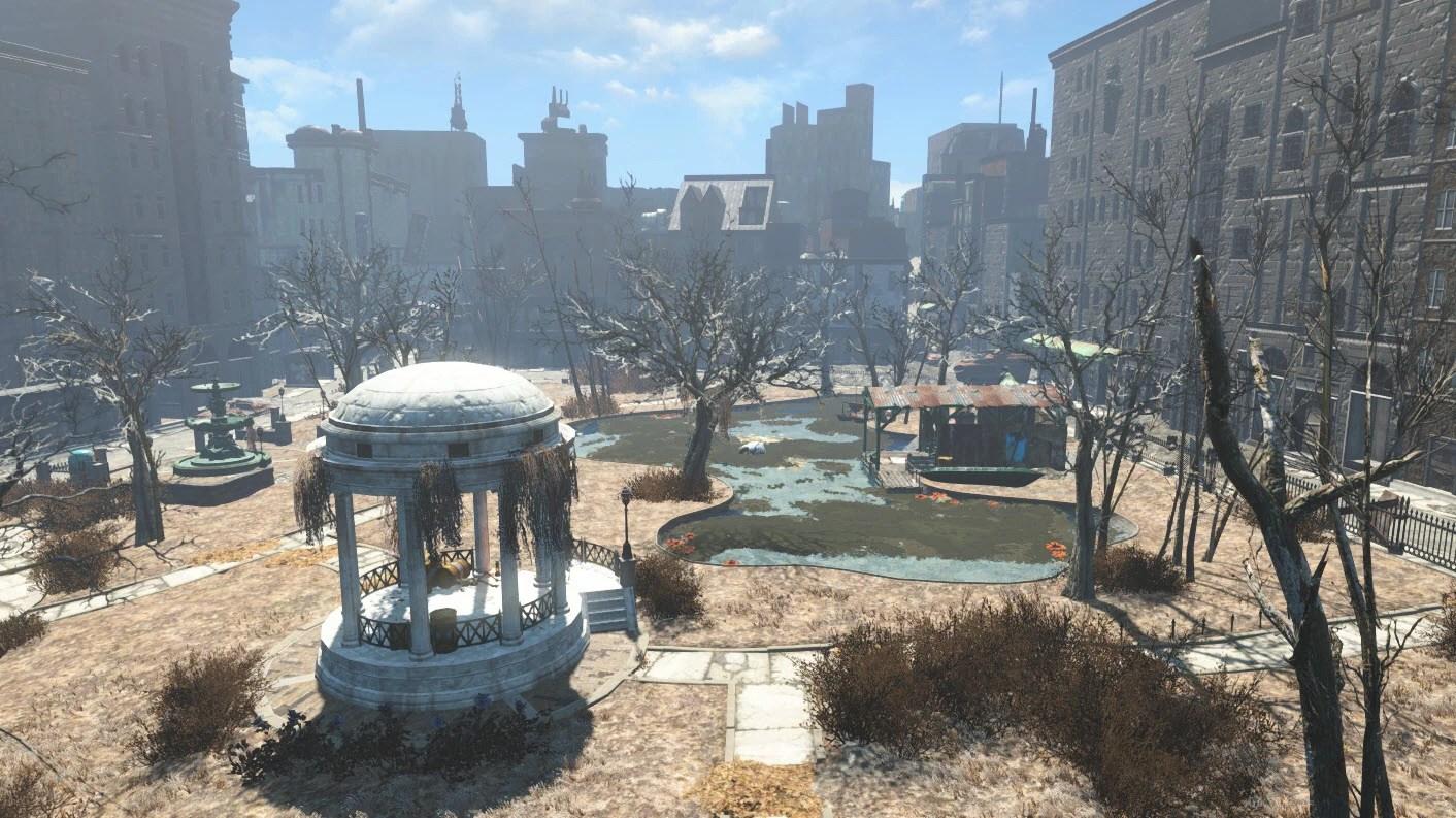 Boston Common Fallout Wiki FANDOM Powered By Wikia