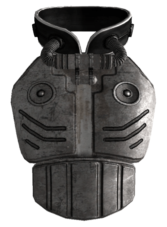 Prototype X 13 Chest Plate Fallout Wiki FANDOM Powered By Wikia