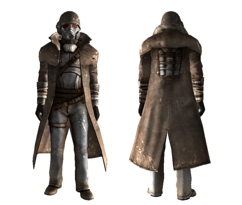NCR Ranger Combat Armor Fallout Wiki FANDOM Powered By Wikia