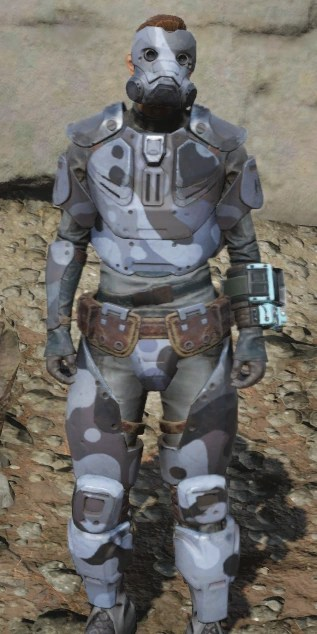 Scout Armor Fallout Wiki FANDOM Powered By Wikia