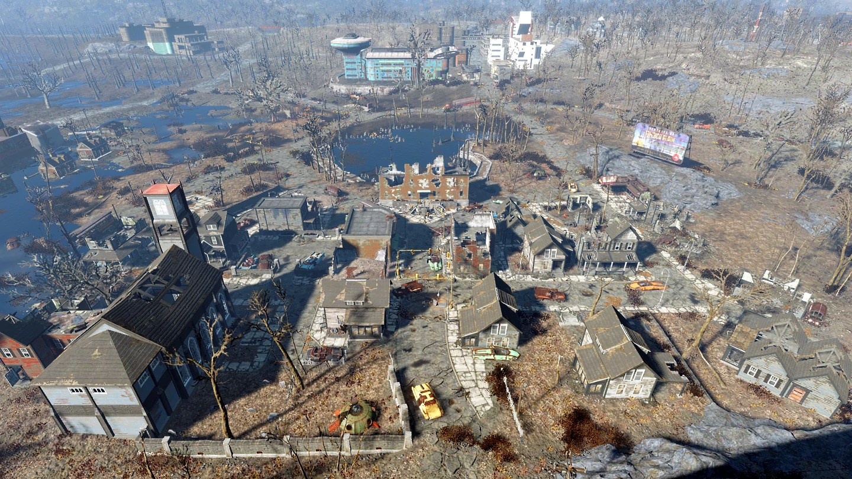 Jamaica Plain Fallout Wiki FANDOM Powered By Wikia
