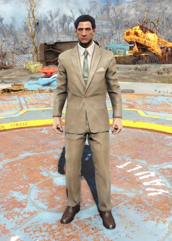 Tan Suit Fallout Wiki FANDOM Powered By Wikia