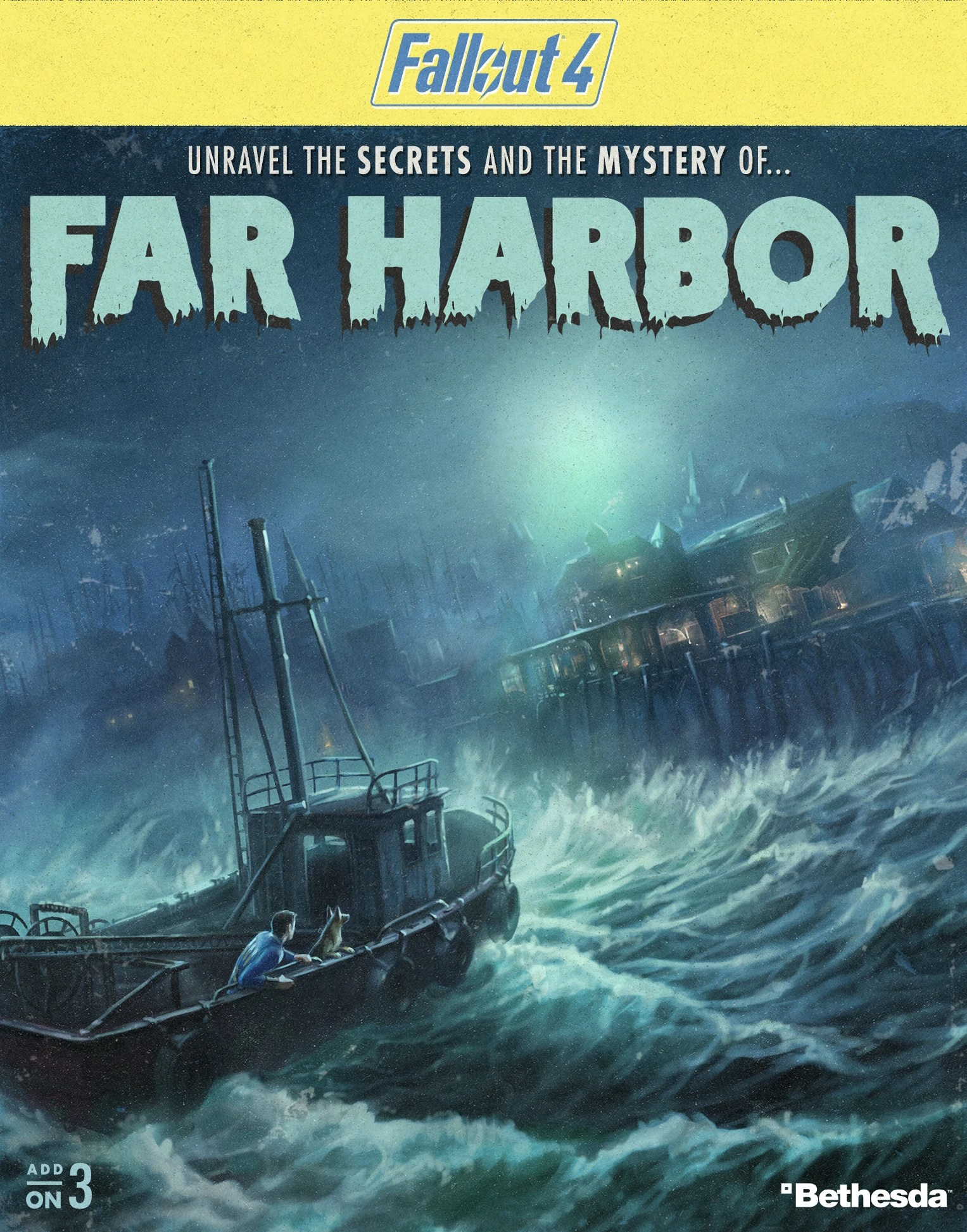 Far Harbor Add On Fallout Wiki FANDOM Powered By Wikia