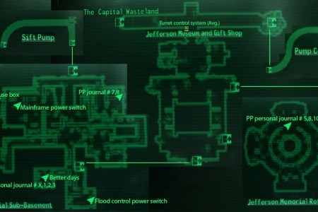 map locations in fallout 3 » Path Decorations Pictures | Full Path ...